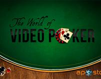 Video Poker - UI & Visual Design