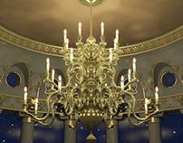 Ballroom Chandelier