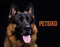 Petsiko Packaging -Dog