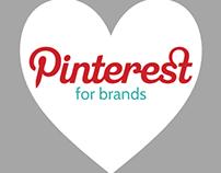 Estudo sobre Pinterest para marcas