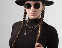 Wolfnoir Sunglasses Photoshoot