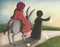 Children's book | O nascimento de Jesus ·PT
