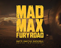 Mad Max Fury Road DMP Reel