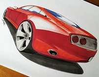 Car Sketches 2