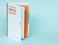 Papilio Bandirrojo / Diseño de información