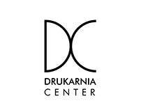 Drukarnia Center • loft office branding