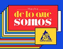 Café de Colombia (Hecho de lo que somos)