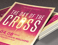 Day of The Cross Church Flyer