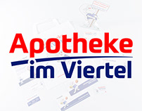 Corporate Design - Apotheke im Viertel
