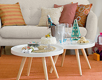 Tray Accent Tables   Tok&Stok