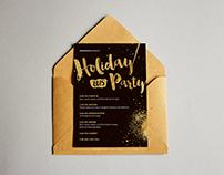 Renovate America Holiday Party Branding