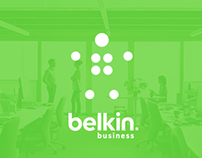 Belkin Business Branding