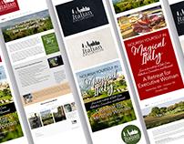 Italian Excursion Project