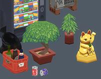 Various 3D