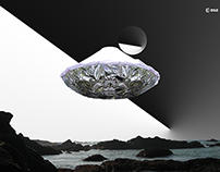 esa (European Space Agency) / Signage & CD / ILA