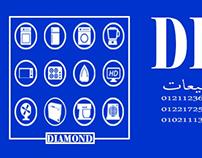 Diamond co. Desigen
