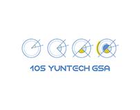 國立雲林科技大學畢業生聯誼會 | 視覺形象VI │ 105 YunTech GSA Visal Design