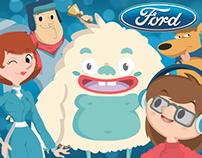 Juntos en Familia Ford