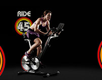 Ride 45 Web Design