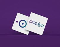 Picodya - logo design & branding identity