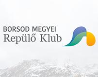 Aero Club brand redesign