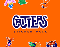 Critters Sticker Pack
