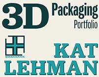 3D Packaging Portfolio