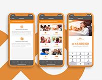 Rico App - Redesign