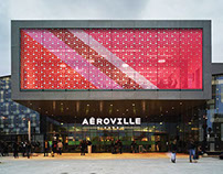 AEROVILLE. Highly realistic environments for retailers.