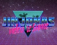 Jin Jonas video resume / RETRO EDITION