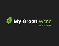 My Green World Brand Identity