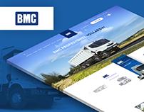 BMC UI Design