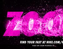 Nike Zoom Lenticular