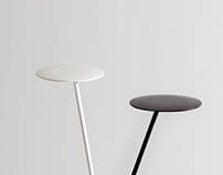 Circles Floor Lamp