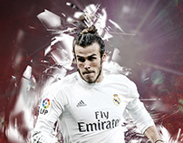 Gareth Bale - Real Madrid