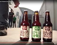 Barbarian - Nueva Planta de cerveza