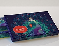 Sweet box Packaging | kartik mithai shoppe