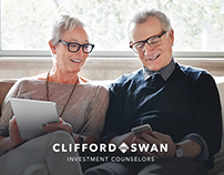 Clifford Swan Investment Counselors // Web