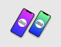 iPhone 11 Pro & iPhone 11 Pro Max Mockup
