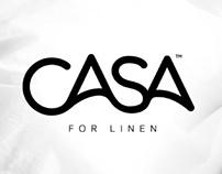 Casa Linen - Branding and Packaging