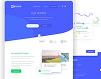 Choice Energy Website