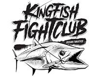 KINGFISH FIGHT CLUB GRAPHIC T-SHIRTS