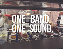 One Band. One Sound.