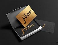 Jalouse Logo Design