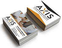 Print Collateral - Axis Comprehensive