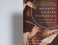 Becoming a Pastor Theologian Book Cover