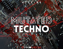 Mutated Techno (cover art, sound design)