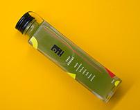 Oi! Juice: Packaging Design
