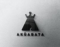 Akuabata logo design