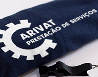 ARIVAT - Logo Design